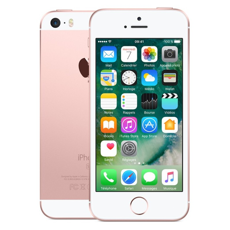 iPhone SE 16Gb Rose Gold Unlocked