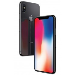 iPhone X 64Gb Gris Espacial...