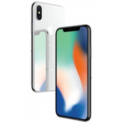 iPhone X 64Gb Argento...