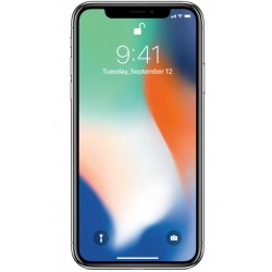 iPhone X 256Gb Silver Unlocked