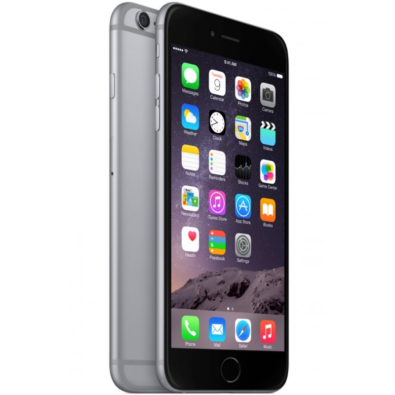 d33123932fb Certified Renew iPhone 6 Plus 128Gb Space Gray Unlocked ...